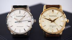 """Grand Seiko watches up to now have been a Seiko sub-brand, with the Seiko logo at 12:00 and Grand Seiko at 6:00. However, moving forward, Grand Seiko will be presented as an independent brand and the dials will simply read """"Grand Seiko."""""""