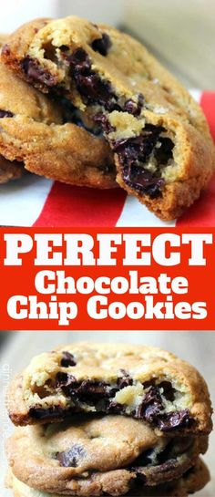 We loved these Jacques Torres Cookies so much we made them three times this month!