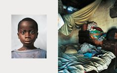 Where Children Sleep' is a photography series published by James Mollison. It tells the stories of a diverse range of children around the world, through portraits and pictures of their bedrooms. Within these powerful images, the concepts of culture, identity, environment, gender and adolescence are illustrated.