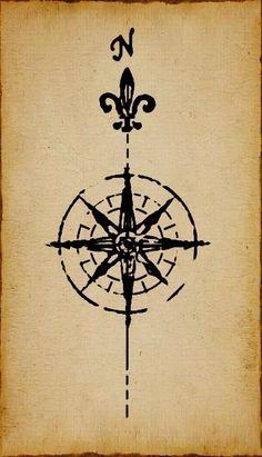 compass tattoo - Szukaj w Google