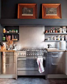 14 Reasons to Hang Artwork in Your Kitchen: Unmatched Accents