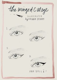 How to.. Winged cateye