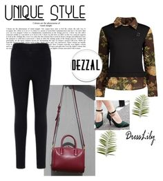 """Dresslily & Dezzal28"" by gold-phoenix ❤ liked on Polyvore featuring Pier 1 Imports"