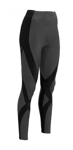My Triathlon - CW-X Womens Pro Tights - Black and Black/Raspberry, �82.95 (http://mytriathlon.co.uk/cw-x-womens-pro-tights-black-and-black-raspberry/)