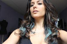 DIVA DISH: Splat Hair Chalk - - DIVAlicious