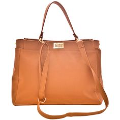Mayonette Alora Shoulder Bag - Cokelat - Lazada.co.id