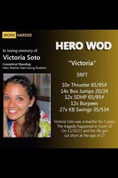 HEro WOD Victoria