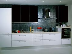 European Style Kitchen Cabinets | European Kitchen Cabinet (E001)