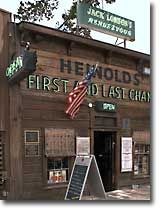 Heinold's First and Last Chance Saloon / 56 Jack London Square   Oakland, CA, US / Built 1880