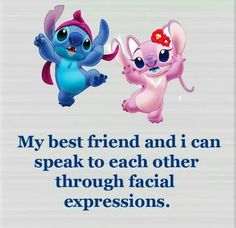 Quotes disney cute lilo and stitch 48 Trendy Ideas - Marie Henry Style Funny True Quotes, Super Funny Quotes, Bff Quotes, Best Friend Quotes, Funny Quotes About Life, Disney Quotes, Cute Quotes, Lilo And Stitch Memes, Stich Quotes