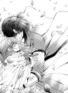 Yona & Hak ♡  Manga: Akatsuki no Yona