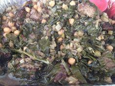 syrian swiss chard for rosh hashana