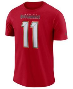 Nike Men s DeSean Jackson Tampa Bay Buccaneers Pride Name and Number  Wordmark T-Shirt - Red S 534fca3b2