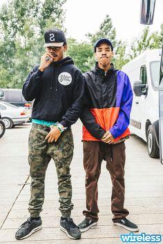 Chance The Rapper, Earl Sweatshirt