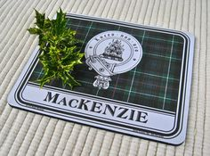 Variegated Holly: Plant Badge of the Clan MacKenzie Mackenzie Tartan, Holly Plant, Diana Gabaldon Outlander Series, Warm Bed, Plant Guide, Nature Spirits, Plant Information, Scottish Clans, Evergreen Shrubs