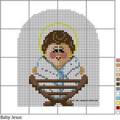 Nativity Series - The Holy Family: The Baby Jesus