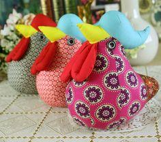Бесплатная доставка ручной работы ткань дома курица малых петух автоаксессуары предметы интерьера подарок купить на AliExpress