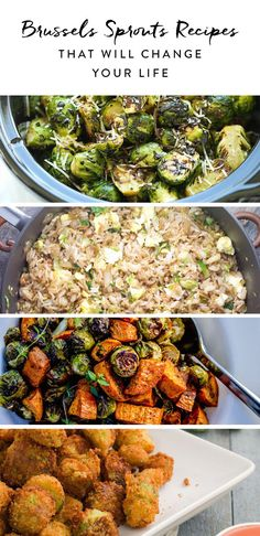 Brussels Sprouts Recipes That Will Change Your Life via @PureWow