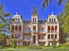 Villa Hintze, Delbrückstraße, #Heringsdorf, #Usedom