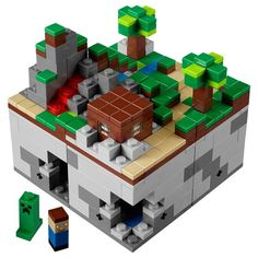 oh look, minecraft blocks... im pretty sure thats just called LEGOS.
