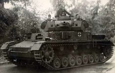 "PzKpfw IV ausf E tank, ""Vorpanzer"" Re-Pinned by HistorySimulation.com"