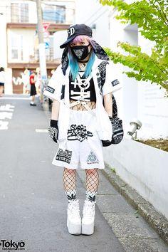 > Tokyo Fashion - So farbenfroh und modebewusst haben japanische Kids den Sommer zelebriert | Japan | AMY&PINK