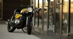 1969 Suzuki T500 II Titan Cafe Racer by Norwegian Bård Hansen - Photo by Nicki Twang #motorcycles #caferacer #motos   caferacerpasion.com