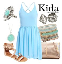 """Kida"" by waywardfandoms ❤ liked on Polyvore featuring ALDO, Wet Seal, MANGO, disney, atlantis and AtlantisTheLostEmpire"