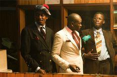 『サプール』と呼ばれるダンディーでエレガントなコンゴの紳士達   Sworld