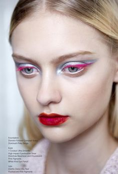Dior 2012-13 colored eyeliner