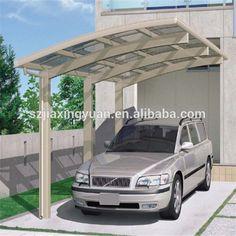 Aluminum Cantilever Carport