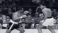 Boxing gifs. Ali