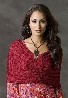 Free Pattern: Kansas City Cowl by Kim Guzman. Pretty pattern to knit longer for infinity type scarf.