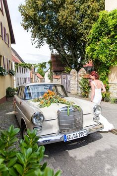 Wedding car, Photography by L&G images, Location wedding in Germany. Wedding Car, Our Wedding, Family Photography, Wedding Photography, Family Portraits, Portrait Photographers, Antique Cars, Germany, Family Posing
