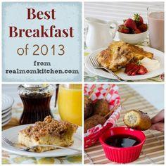 Best Breakfast of 2013 - Real Mom Kitchen