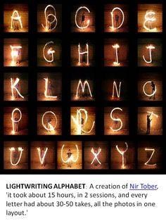 Alphabet dating during separation