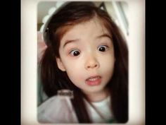 Lauren Hanna Lunde♥ #cute #littlegirl #like #LOL!!! #puhahahaha xD