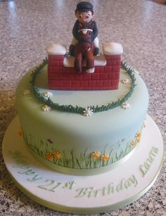 Horse Jumping Cake by Rachel Manning Cakes, via Flickr