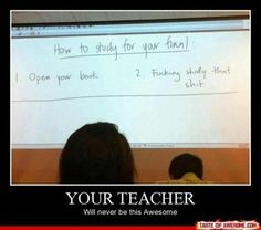 I wish my teachers were this awesome