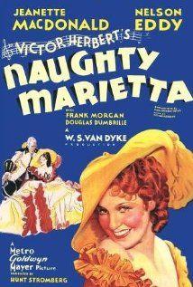 Naughty Marietta (1935) Poster