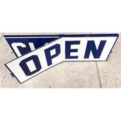「open close サイン」の画像検索結果
