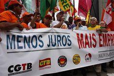 """BLOG ÁLVARO NEVES """"O ETERNO APRENDIZ"""" : FORÇA SINDICAL CRITICA DECISÃO DE MANTER JUROS BÁS..."""