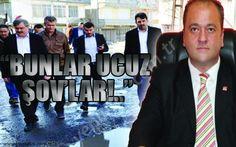 CHP İlçe Başkanı Sertan Ocakcı, AK Parti heyetinin son ziyaretlerini sert bir dille eleştirdi..