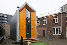 Небольшой модульный дом Heijmans ONE