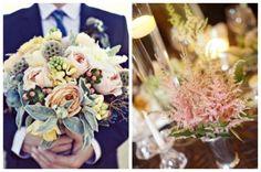 wedding bouquet, blush color palette, blush wedding