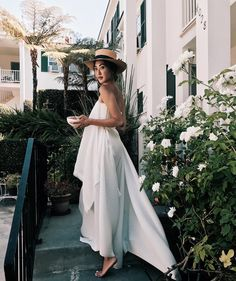 """24.4k Likes, 290 Comments - Chriselle Lim  임소정 (@chrisellelim) on Instagram: """"Pro tip: let your @solacelondon dress get stuck on a branch (zoom in on the bottom right) so you…"""""""