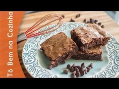 BROWNIE - Receita de brownies (Episódio #151)