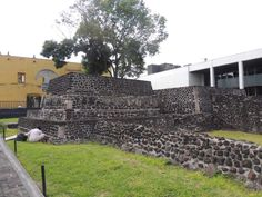 Tlatelolco ruinas do Palácio - Cidade do México