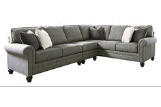 Sofa graphite furniture ashley