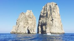 Capri #nsptravels Photos Voyages, Half Dome, Travel Pictures, Mount Rushmore, Around The Worlds, Photo And Video, Mountains, Water, Outdoor